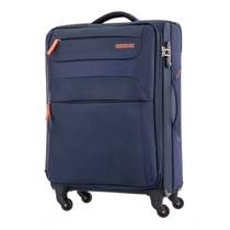 American Tourister กระเป๋าเดินทาง รุ่น SKI SPINNER 68/26 TSA (26 นิ้ว) สี NAVY/ORANGE