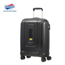 American Tourister กระเป๋าเดินทางล้อลาก 20 นิ้ว รุ่น Lightrax Spinner 55/20 TSA - Black