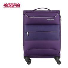 AMERICAN TOURISTER กระเป๋าเดินทางล้อลาก 20 นิ้ว รุ่น Atlantis Spinner TSA Lock - Purple