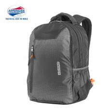 American Tourister กระเป๋าเป้สะพายหลัง รุ่น Jazz+ Backpack 03 A - Grey