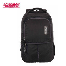 American Tourister กระเป๋าเป้สะพายหลัง รุ่น TECH GEAR LAPTOP BACKPACK 01 - สี BLACK