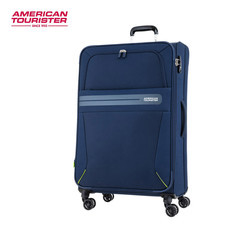 American Tourister กระเป๋าเดินทางล้อลาก 29 นิ้ว รุ่น OREGON SPINNER 79/29 EXP TSA - True Navy