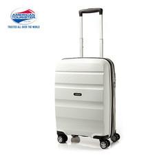 American Tourister กระเป๋าเดินทางล้อลาก 20 นิ้ว รุ่น BON AIR DELUXE SPINNER 55/20 EXP - White