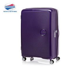 American Tourister กระเป๋าเดินทางล้อลาก 30 นิ้ว รุ่น Curio Spinner 80/30 EXP TSA - Purple