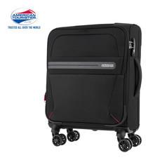 American Tourister กระเป๋าเดินทางล้อลาก 20 นิ้ว รุ่น OREGON SPINNER 55/20 EXP TSA - Jet Black