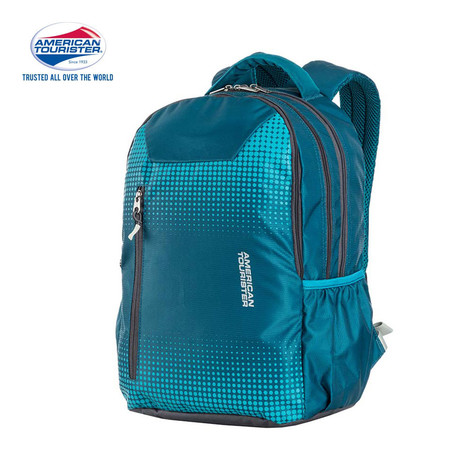 American Tourister กระเป๋าเป้สะพายหลัง รุ่น Jazz+ Backpack 03 A - Teal
