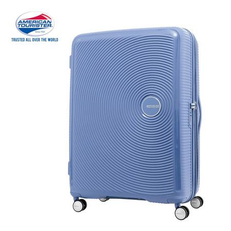 American Tourister กระเป๋าเดินทางล้อลาก 30 นิ้ว รุ่น Curio Spinner 80/30 EXP TSA - Denim Blue