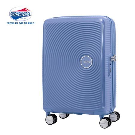American Tourister กระเป๋าเดินทางล้อลาก 20 นิ้ว รุ่น Curio Spinner 55/20 TSA - Denim Blue