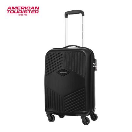 AMERICAN TOURISTER กระเป๋าเดินทาง รุ่น TRILLION (20 นิ้ว) SPINNER 55/20 TSA - BLACK
