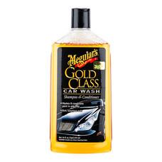 MEGUIAR'S GOLD CLASS CAR WASH Shampoo & Conditioner - 473 มล.