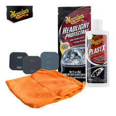 MEGUIAR'S HEADLIGHT LENS CORRECTION KIT