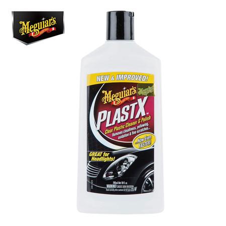 MEGUIAR'S PLAST-X CLEAR PLASTIC CLEANER & POLISH - 295 มล.