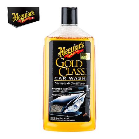 MEGUIAR'S GOLD CLASS CAR WASH Shampoo & Conditioner - 473 มล.(G-7116)