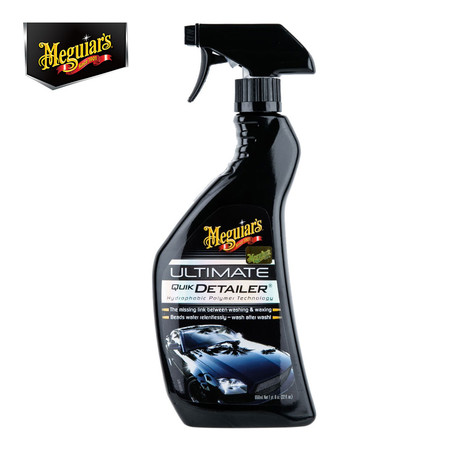 MEGUIAR'S ULTIMATE QUIK DETAILER (Spray) - 650 มล.(G-14422)