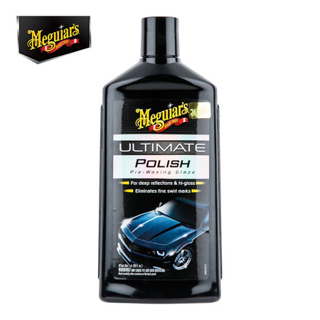 MEGUIAR'S ULTIMATE POLISH - 473 มล.