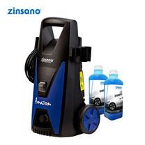 ZINSANO เครื่องฉีดนํ้าแรงดันสูง รุ่น AMAZON + แชมพูล้างรถ 1 ลิตร จำนวน 2 ขวด