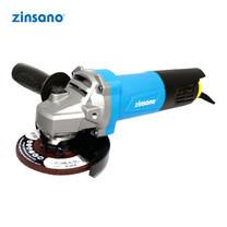 ZINSANO เครื่องเจียรไฟฟ้า 4 นิ้ว รุ่น AG7204