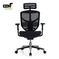 DF Prochair เก้าอี้สำนักงานเพื่อสุขภาพ รุ่น JJ-H Smart/B สีดำ