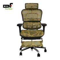 DF Prochair เก้าอี้สำนักงานเพื่อสุขภาพ รุ่น Ergo2 Plus สีทอง