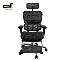 DF Prochair เก้าอี้สำนักงานเพื่อสุขภาพ รุ่น Ergo2 Plus สีดำ