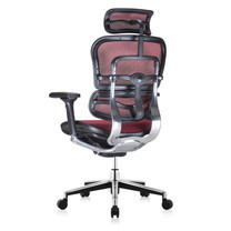 DF Prochair | เก้าอี้เพื่อสุขภาพ รุ่น Ergo 2 (T168) สีแดง