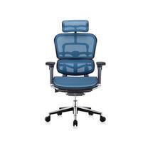 DF Prochair เก้าอี้เพื่อสุขภาพ รุ่น Ergo 2 (T168) สีน้ำเงิน