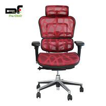 DF Prochair เก้าอี้สำนักงานเพื่อสุขภาพ รุ่น Ergo2 สีแดง