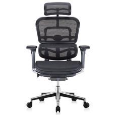 DF Prochair | เก้าอี้เพื่อสุขภาพ รุ่น Ergo 2 (T168) สีดำ