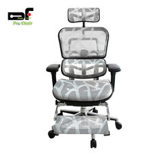 DF Prochair เก้าอี้สำนักงานเพื่อสุขภาพ รุ่น EH-P/W สีขาว