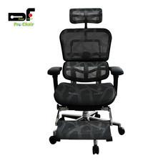 DF Prochair เก้าอี้สำนักงานเพื่อสุขภาพ รุ่น EH-P/B สีดำ