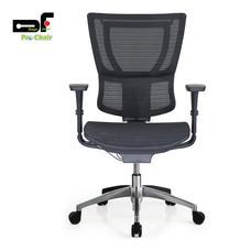 DF Prochair เก้าอี้สำนักงานเพื่อสุขภาพ รุ่น CL-Smart/B สีดำ