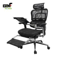 DF Prochair เก้าอี้สำนักงานเพื่อสุขภาพ รุ่น Ergo2 Top Plus สีดำ