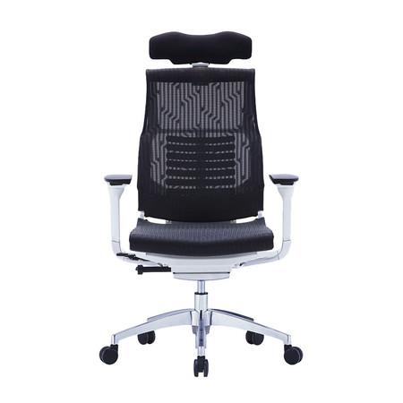 DF Prochair | เก้าอี้สำนักงานเพื่อสุขภาพ รุ่น POFIT สีดำ