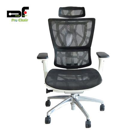 DF Prochair เก้าอี้สำนักงานเพื่อสุขภาพ รุ่น CL/B-B สีดำ-โครงดำ