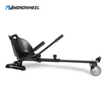 MONOWHEEL Hover Kart - Black