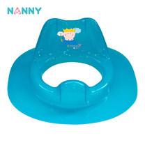 NANNY Prince&Princess ฝารองชักโครกเด็ก N287 - Blue