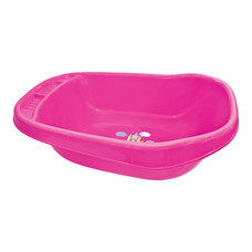 NANNY Prince&Princess อ่างอาบน้ำเด็ก N3073 - Pink