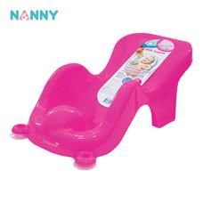 NANNY Prince&Princess ที่รองอาบน้ำพลาสติก - Pink