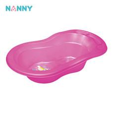 NANNY Prince&Princess อ่างอาบน้ำเด็ก N265 - Pink