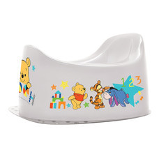 NANNY Winnie The Pooh กระโถนเด็ก WP467 - White