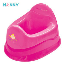 NANNY Prince&Princess กระโถนเด็ก N472 - Pink