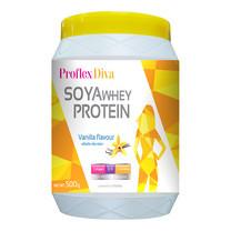 PROFLEX Diva SOYA WHEY PROTEIN Vanilla - 500 g