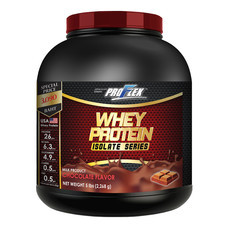 PROFLEX WHEY PROTEIN Isolate Chocolate - 5 lbs