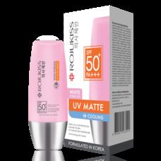 Rojukiss White Poreless Matte Cooling UV Serum SPF50+PA+++ 30 ml.