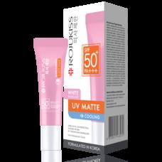 Rojukiss White Poreless Matte Cooling UV Serum SPF50+PA+++ 8 ml.