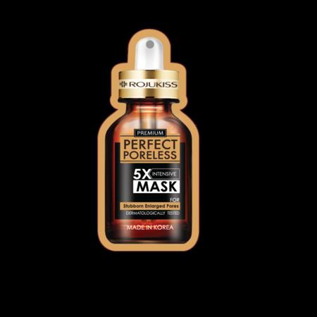 Rojukiss Perfect Poreless 5X Intensive Mask 25ml.
