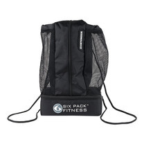 SIX PACK FITNESS CONTENDER BLACK Stealth - Black