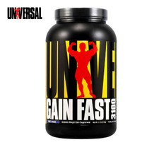 UNIVERSAL Gain Fast 3100 Vanilla Shake 5.1lbs