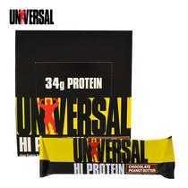 UNIVERSAL HI PROTEIN BAR Chocolate Peanut Butter 16 bar