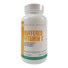 UNIVERSAL BUFFERED VITAMIN C 100 Tablets